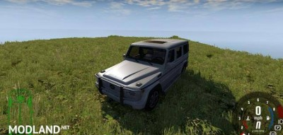 Mercedes-Benz G500, 3 photo