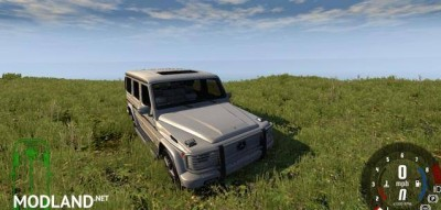 Mercedes-Benz G500, 1 photo