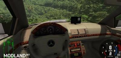 Mercedes-Benz G65 Car Mod, 2 photo