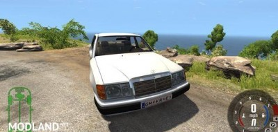 Mercedes-Benz W124, 1 photo