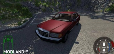 Mercedes-Benz W126, 2 photo