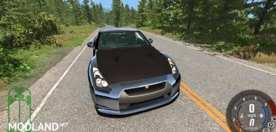 Nissan GT-R R35 Spec Car Mod, 1 photo