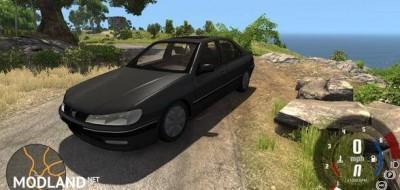 Peugeot 406 Sedan [0.5.6], 4 photo
