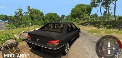 Peugeot 406 Sedan [0.5.6], 1 photo