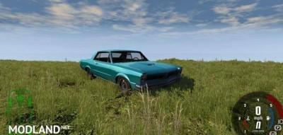 Pontiac Tempest LeMans GTO 1965 Car Mod, 1 photo