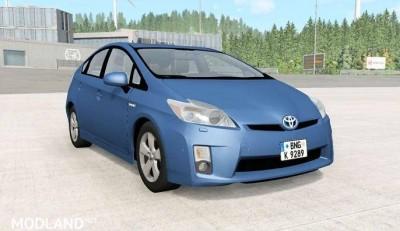 Toyota Prius (XW30) 2009, 1 photo