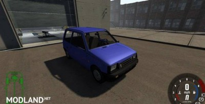 Vaz 1111 Remake Car Mod [0.7.0], 1 photo