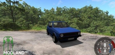 Volkswagen Golf MK1, 3 photo