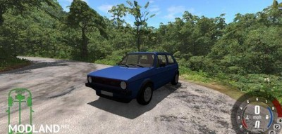 Volkswagen Golf MK1, 1 photo