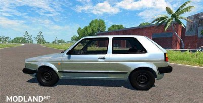 Volkswagen Golf Mk2 GTI 1987 Car Mod [0.7.0], 1 photo