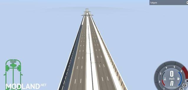 Highway Matrix Map