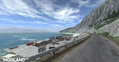 Cliff Roads Map 1.4, 1 photo