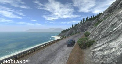 Cliff Roads Map 1.4, 2 photo