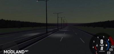 Highway Road Map