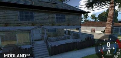 San Andreas Grove Street Map, 3 photo