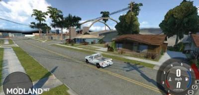 San Andreas Grove Street Map, 4 photo