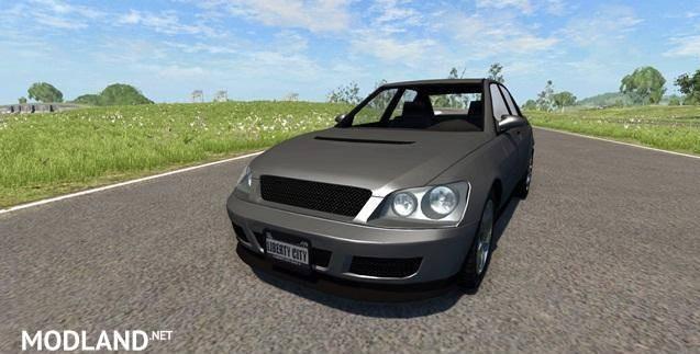 Karin Sultan GTA 4 Car Mod