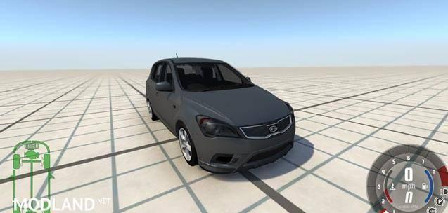 Kia Ceed 2011 Car Mod [0.6.1]