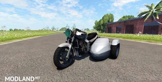 Ducati FRC-900 Sidecar V 4 [0.7.0]