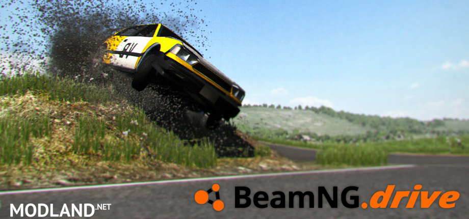 BeamNG.drive - Realistic Driving Simulation Game