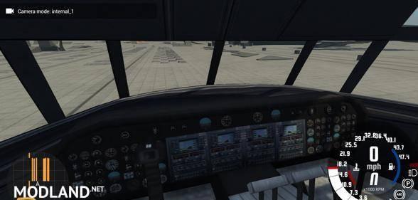 Titan Military Cargo Plane