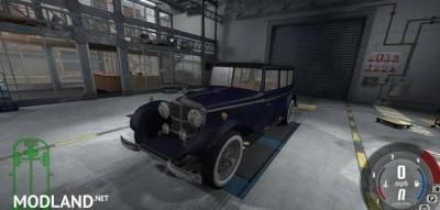 Auriga Heron 1927 Car Mod [0.7.0], 3 photo