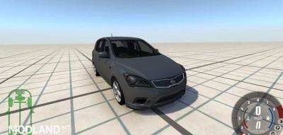 Kia Ceed 2011 Car Mod [0.6.1], 1 photo