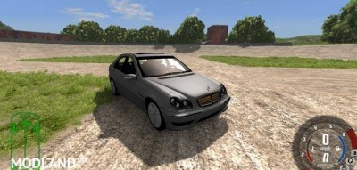 Mercedes-Benz C32 Car Mod, 2 photo