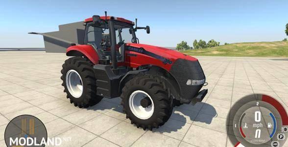 Case IH Magnum 380 CVT Tractor Mod