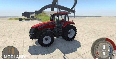Case IH Magnum 380 CVT Tractor Mod, 2 photo