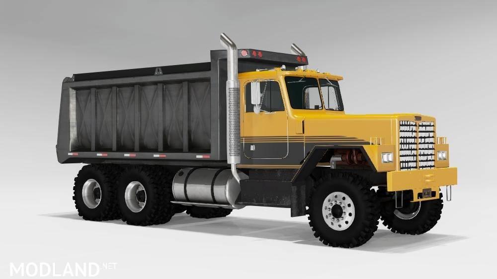 Semi Off-Road Heavy Duty Package 2.0