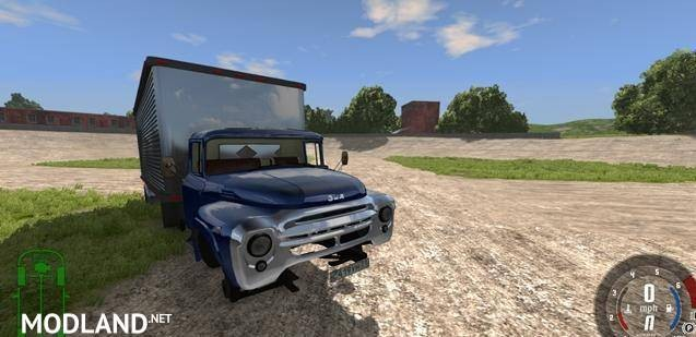 Zil-V with Semi Trailer [0.7.0]