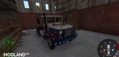Am General M35A2 Racing Truck, 3 photo