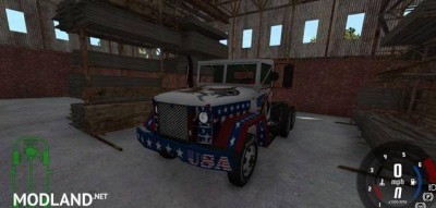 Am General M35A2 Racing Truck, 1 photo