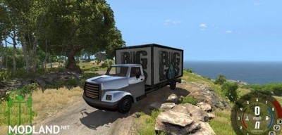 Vapid Yankee GTA San Andreas Truck Mod, 2 photo