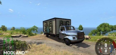 Vapid Yankee GTA San Andreas Truck Mod, 1 photo