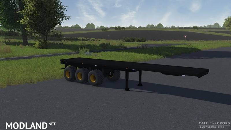 Hammer transport trailer