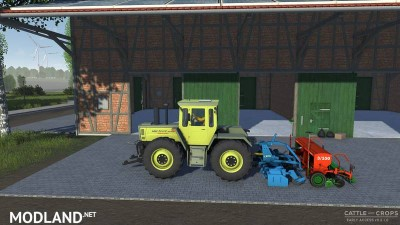 Rabe Toucan SL 3000 & Unia Polonez 3550D v 0.3.1.0