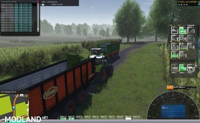 Silage trailers v 1.5
