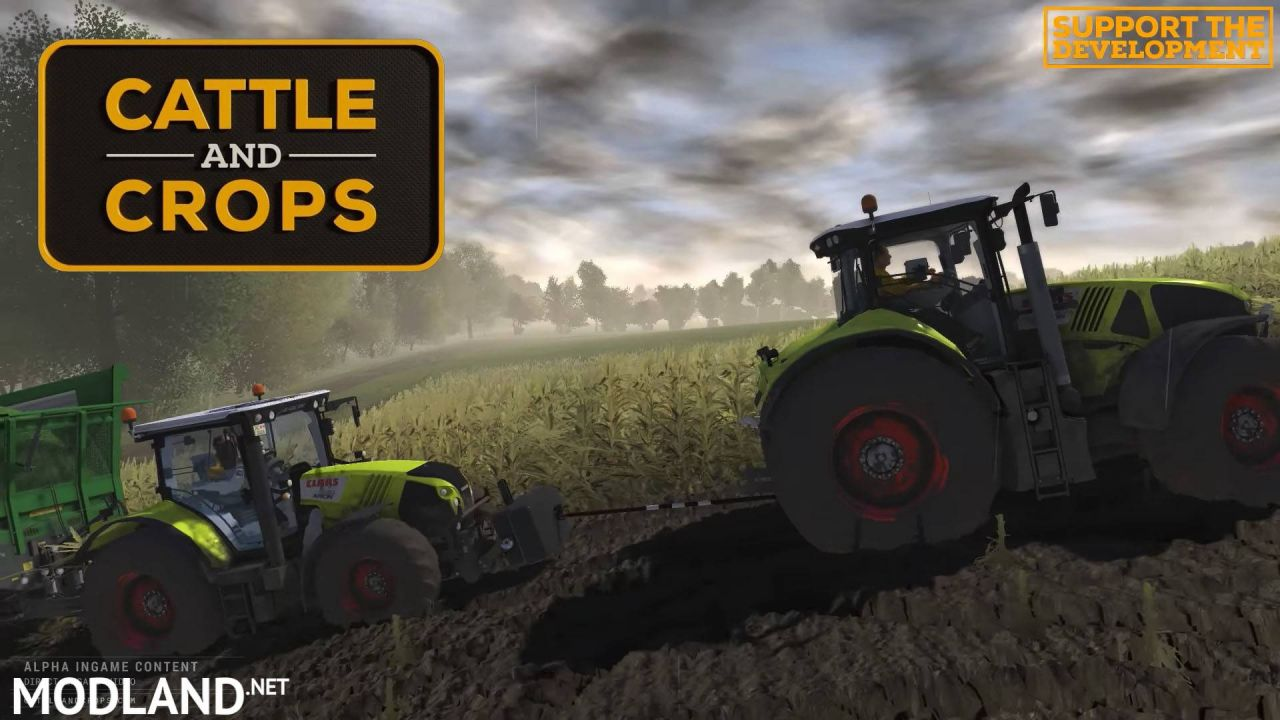 Cattle And Crops: Next-Gen Farming Simulation Game