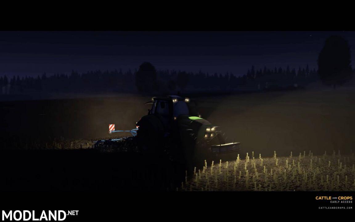 CnC EA Gameplay Trailer #2 - Farming Simulation