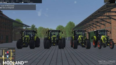 Arion 500er Set v 1.8