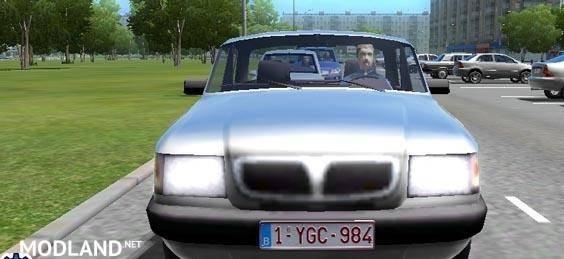 Belgium License Plate [1.4.1]