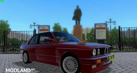 BMW M3 E30 1991 – 1.2.5