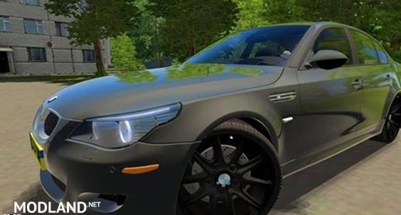 BMW M5 E60 Car [1.4.1]