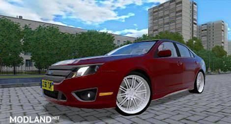 Ford Fusion 2010 Editado – 1.2.5