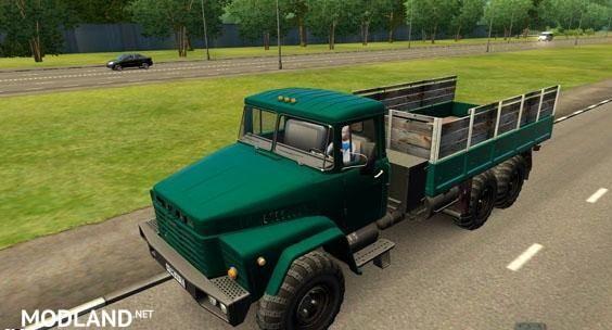 Kraz 250 Truck [1.4.1]