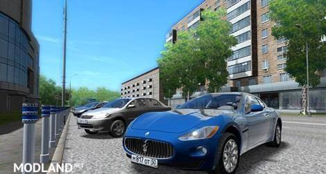 Maserati GranTurismo 1.3.3