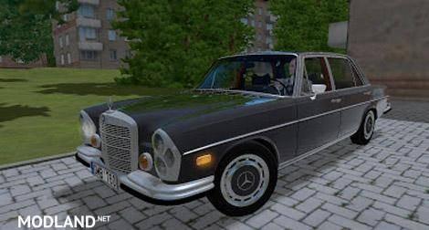 Mercedes Benz 300sel – 1.2.5