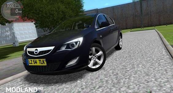Opel Astra 2010 Car [1.4.1]